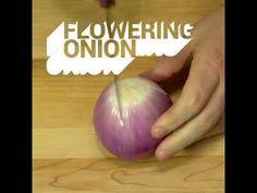 Flowering Onions
