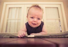 Hilarious baby photo