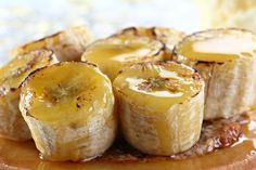 Slow Cooker Bananas Foster