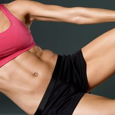 7 moves for 6 pack abs in 30 days. MY GOAL