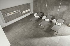 HARD ROCK BETON by TAGINA #cement #texture meets #ceramic art