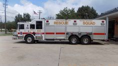 Prince George's County Fire/EMS Department Rescue Squad 820