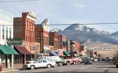 Picture perfect Livingston, Montana