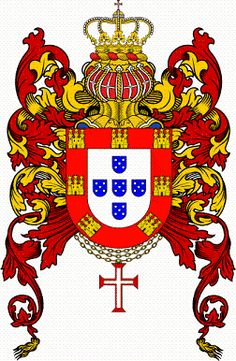 Portuguese Empire, Portuguese Language, Portuguese Tattoo, Porto City, Banner, Timor Leste, Family Crest, Crown Jewels, Coat Of Arms