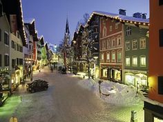 """See 262 photos and 12 tips from 3653 visitors to Kitzbühel. """"Very elegant and modern hotel Schweizerhof. Around The World In 80 Days, Holidays Around The World, Places Around The World, Around The Worlds, Innsbruck, Salzburg, Ski Vacation, Ski Holidays, Places"""