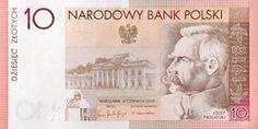 Dziewięćdziesiątą rocznicę odzyskania niepodległości Narodowy Bank Polski uczcił w sposób szczególny – emisją banknotu kolekcjonerskiego o nominale 10 zł. Jest to drugi polski banknot kolekcjonerski – pierwszym był banknot pięćdziesięciozłotowy z 2006 r. poświęcony Janowi Pawłowi II. wizerunek strony przedniej