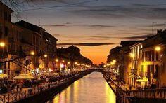 Evento sui Navigli: a Milano il 15 maggio Pittori sul Naviglio Grande  #artenavigliogrande #milano15maggio