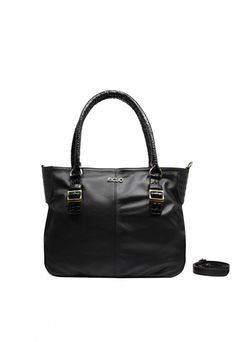 92b272d73 13 incríveis imagens de sacola de couro | Leather tote bags, Leather ...