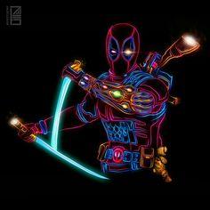 Deadpool x Cable x Thanos