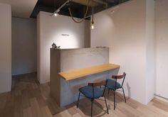 marca(兵庫県) | 美容室・理容室の設計・施工事例 | タカラベルモント株式会社 | サロン開業・経営情報サイト tb-net