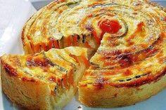 Vegetable Pie «Autumn Sun»