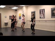 Tap Warm-up