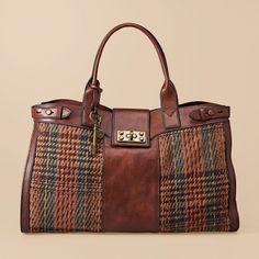 """This bag is so lovely. Perfect for fall. This could also be put under the """"I want"""" category since I am too frugile to buy it. But a girl can look, can't she?"""