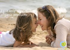 I use only organic product 2