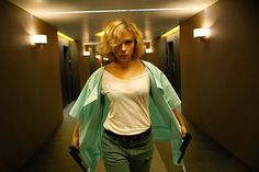 #Lucy #Movie #Review nails on the aesthetic and artistic values, but fails to provide a proper answer to your ultimate question and feels less human