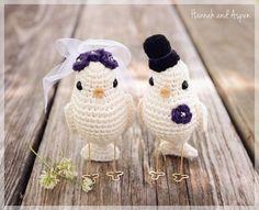 Free Crochet Amigurumi Bird Pattern