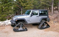 Jeep 4trax just sick for off road!