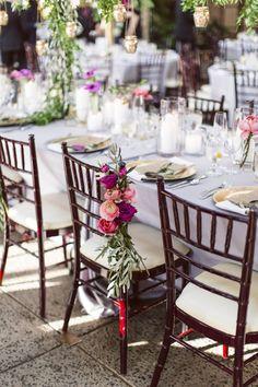 Virginia Wedding in Chic Botanical Garden - MODwedding