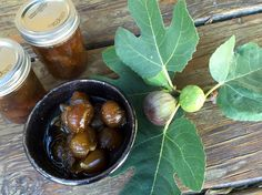 This fig recipe trumps all others. It produces the most buttery, tantalizing figs you will ever try. Step by step instructions with photos make it easy.