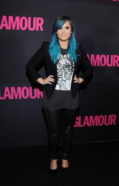 Glamour 15 años: una fiesta llena de estilo y elegancia Demi Lovato