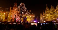 European Christmas Markets Tour - Cologne, Vienna, Nuremberg, Dresden, Brussels, Munich, Prague, Tallin, Berlin, Copenhagen.  Would it be possible for me to be Christmas-ed Out at the end?