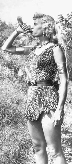 Irish McCalla as Sheena Queen of the Jungle