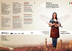 La brochure della 77^ edizione della Mostra.