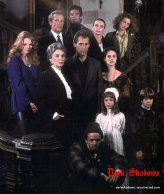 Dark Shadows ( 1991, Revival ) - loved Ben Cross