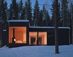 Finnish winter home