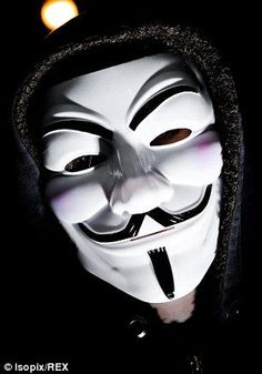 Hacker group Anonymous 'declare war on jihadists' after Paris massacre Best Facebook Profile Picture, Whatsapp Profile Picture, Best Profile Pictures, Profile Pics, Joker Iphone Wallpaper, Boys Wallpaper, Hulk Art, Hacker Wallpaper, V For Vendetta