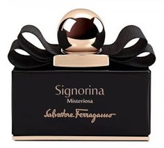 Signorina Misteriosa Salvatore Ferragamo perfume - a new fragrance for women 2016 Perfume Scents, Perfume And Cologne, Best Perfume, New Fragrances, Perfume Oils, Perfume Bottles, Salvatore Ferragamo, Blossom Perfume, Flower Perfume
