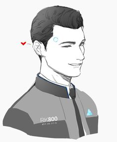 Detroit: Become Human || RK800 Connor