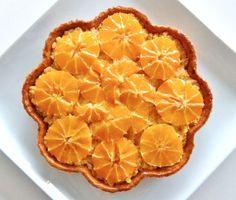 キラキラ☆オレンジタルト 花粉症対策のじゃばら入り! orange tart グルテンフリー アーモンドとココナッツ