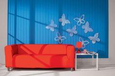 Mariposas de telgopor para pared