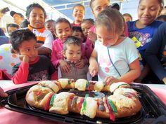 Coordinadora de Mujeres festeja el Día de Reyes en Juchitán.
