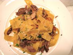 I had a little duck craving yesterday and purchased some prepared duck confit legs made by Grimaud Farms . I dec. Duck Recipes, Fall Recipes, Pasta Recipes, Cooking Recipes, Recipes With Duck Confit, Delicious Recipes, Chicken Confit, Chicken Gnocchi, Pasta Dishes