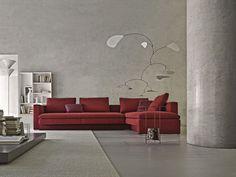 Sectional sofa HI-BRIDGE by MOLTENI