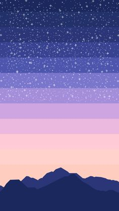 "raccoonincorp: "" Backgrounds for iphone5. I really wanted something with stars. "" My friend made these and they're hella cool!"