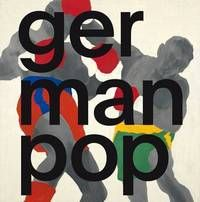 NEW BOOK! 'German Pop.'  By Martina Weinhart. Available to borrow @ The Edward Murphy Library, NCAD.