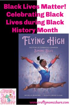 Review of Flying High with Facts about Simone Biles Simone Biles, Four Kids, Birth Mother, Female Gymnast, Drive Me Crazy, I Want To Know, Black History Month, Interesting Facts, I Fall In Love