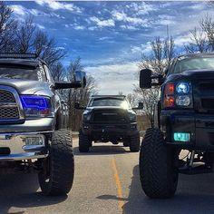 Love Lifted trucks