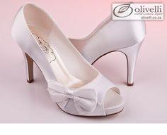 Claudine - Bridal Shoes - Joy Bridal Shoes | Olivelli