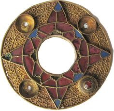 6th c. Kentish brooch