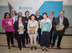 Plus de 65 000 livres neufs remis lors de la 19e édition de La lecture en cadeau
