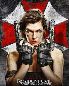 Evil Will End  Resident Evil The Final Chapter