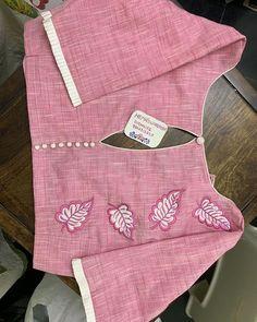 Blouse Back Neck Designs, Cotton Saree Blouse Designs, Simple Blouse Designs, Stylish Blouse Design, Pattern Blouses For Sarees, Latest Blouse Designs, Indian Blouse Designs, Saris, Seda Sari