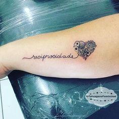 Tattoo Artist: @Tattoaria_art_sensata_x . ℐnspiraçãoℐnspiration . . #tattoo #tattoos #tatuagem  #tatuaje #ink #tattooed #tattooedgirls #reciprocidade #TatuagensFemininas