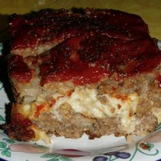 Pepper Jack Meat Loaf Recipe - 1 lb ground beef, turkey or chicken 1 cup celery, diced ½ cup onion, diced 1 cup oatmeal or crumbled saltine cracker 2 eggs 2 cups pepper jack cheese shredded ¼ cup ketchup 1/8 tsp chili powder Salt and pepper Preheat oven to 400 degrees F. Grease a loaf pan.
