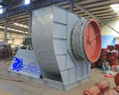 Xianrun Blower Coupling Driving FD Fan with High CFM, we can also customize all industrial fans and blowers according to your requirements.
