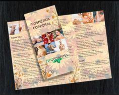Cliente: Fitopharma - Farmácia de Manipulação Produto: Folder de produtos